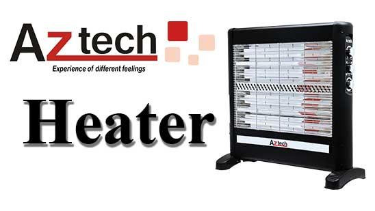 هیتر تابشی Aztech