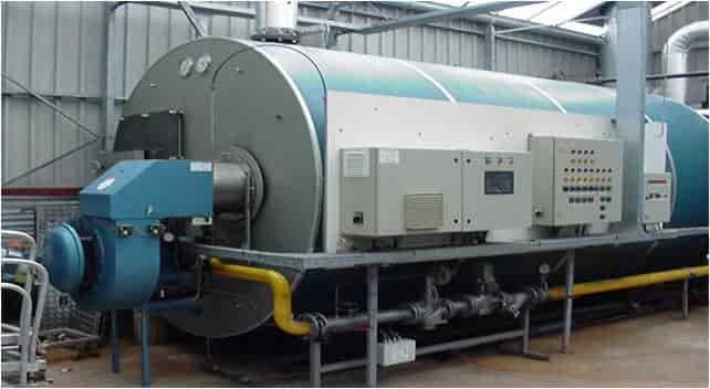 سیستم حرارتی مرکزی گلخانه