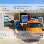 صادرات هیتر SUPER ARARAT به ارمنستان
