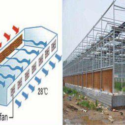 گرم سازی و سرد سازی گلخانه