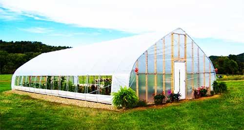 بخاری گلخانه برای تامین گرمایش گلخا