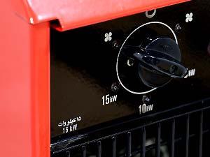 کنترلر های دستگاه هیتر برقی 15 کیلو وات - هیتر اسکندری