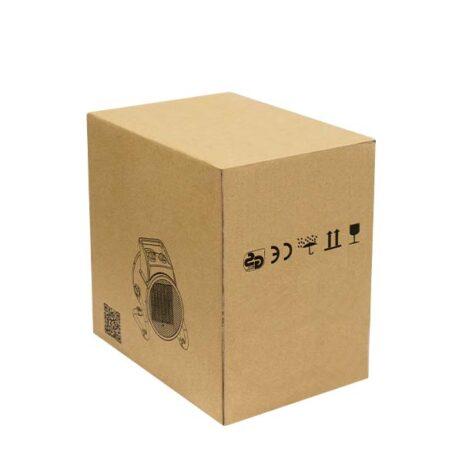 جعبه هیتر فن دار خانگی - هیتر اسکندری