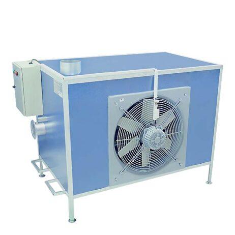 فن های هیتر گرمایشی پی اف 110 - هیتر اسکندری
