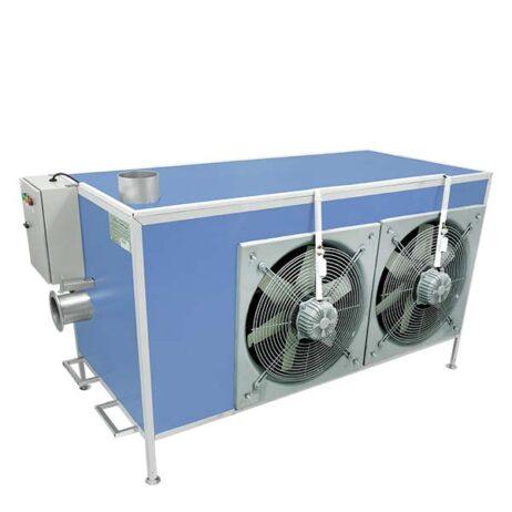 فن های هیتر گرمایشی پی اف 220 - هیتر اسکندری