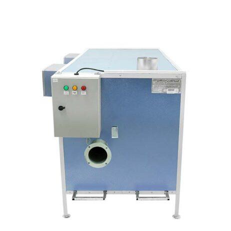 پنل کنترل هیتر گرمایشی پی اف 220 - هیتر اسکندری