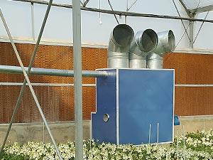 فاکتورهای خرید هیتر برای گلخانه - هیتر اسکندری