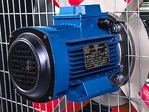 موتور فن 100 در 100 - هیتر اسکندری